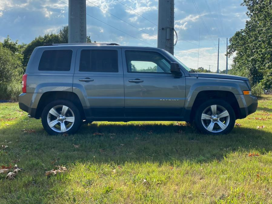 Used Jeep Patriot 4WD 4dr Limited 2013 | Vertucci Automotive Inc. Wallingford, Connecticut