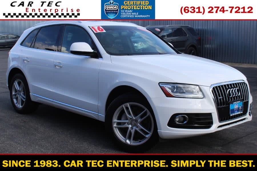 Used 2016 Audi Q5 in Deer Park, New York | Car Tec Enterprise Leasing & Sales LLC. Deer Park, New York
