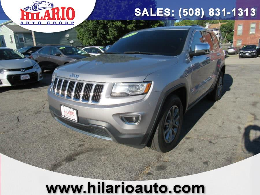 Used 2015 Jeep Grand Cherokee in Worcester, Massachusetts | Hilario's Auto Sales Inc.. Worcester, Massachusetts