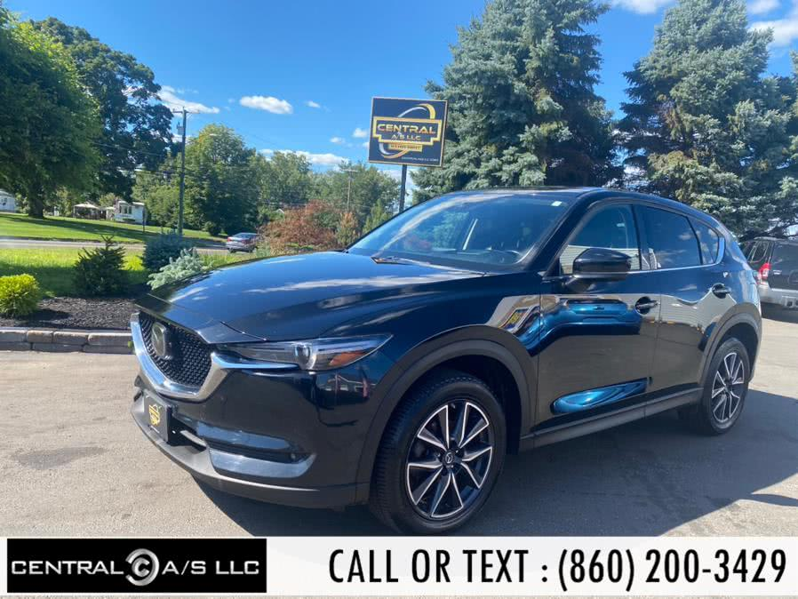 Used 2017 Mazda CX-5 in East Windsor, Connecticut | Central A/S LLC. East Windsor, Connecticut