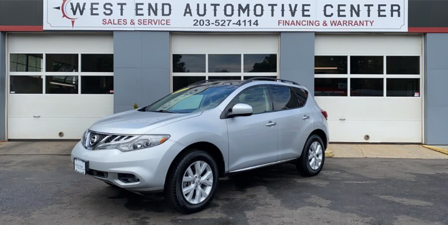 Used 2012 Nissan Murano in Waterbury, Connecticut | West End Automotive Center. Waterbury, Connecticut