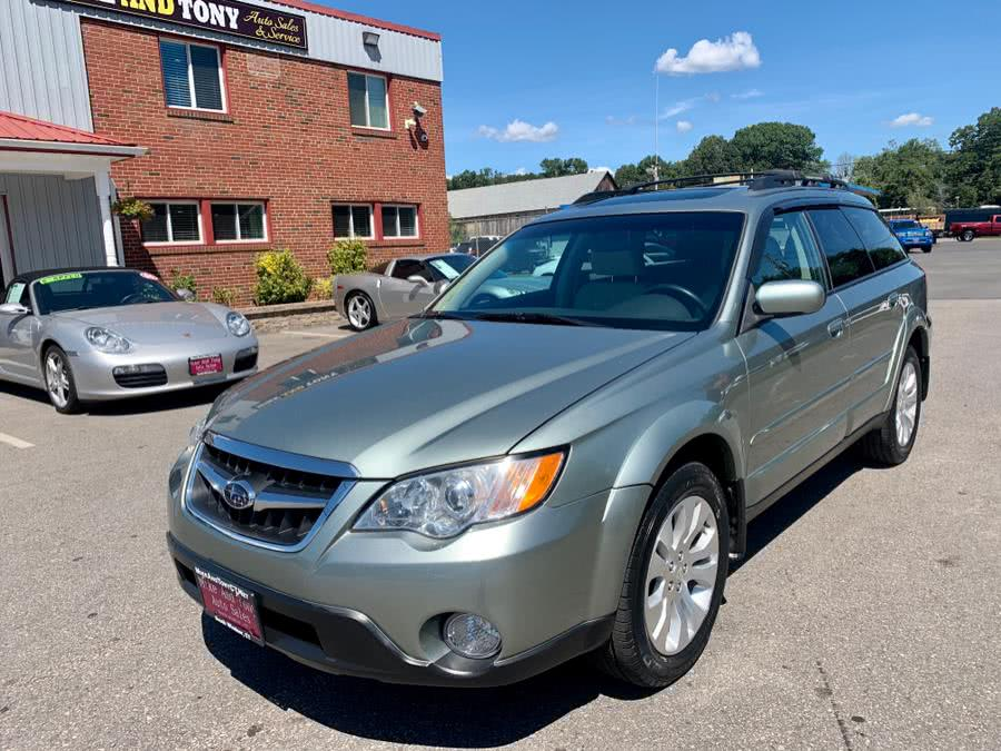 Used Subaru Outback 4dr H4 Auto Ltd PZEV 2009 | Mike And Tony Auto Sales, Inc. South Windsor, Connecticut