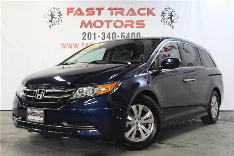 Used 2016 Honda Odyssey in Paterson, New Jersey | Fast Track Motors. Paterson, New Jersey