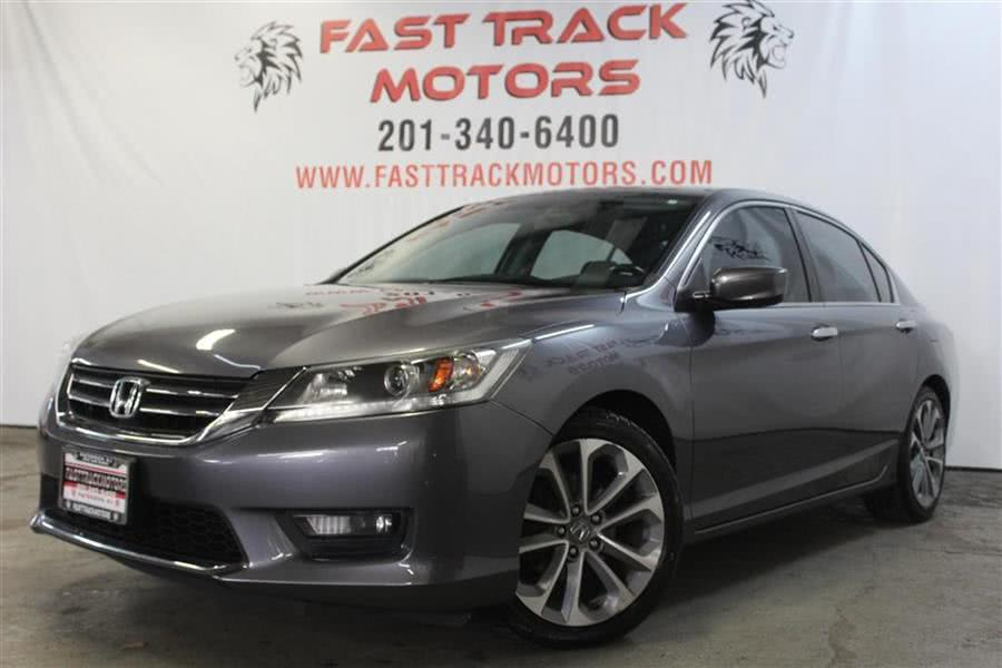 Used 2014 Honda Accord in Paterson, New Jersey | Fast Track Motors. Paterson, New Jersey