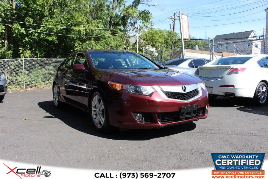 Used 2010 Acura TSX in Paterson, New Jersey | Xcell Motors LLC. Paterson, New Jersey