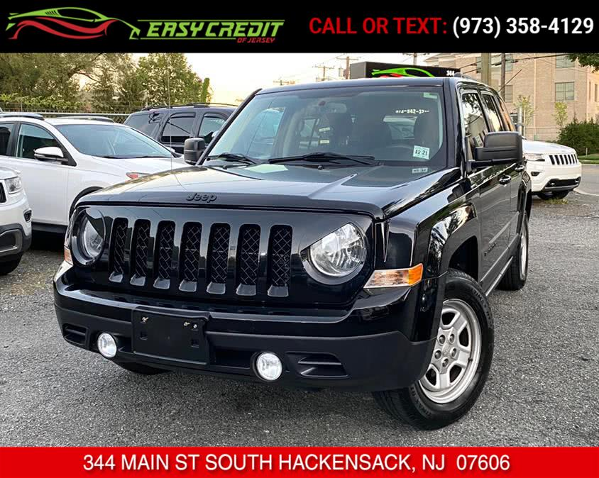 Used 2016 Jeep Patriot in South Hackensack, New Jersey | Easy Credit of Jersey. South Hackensack, New Jersey