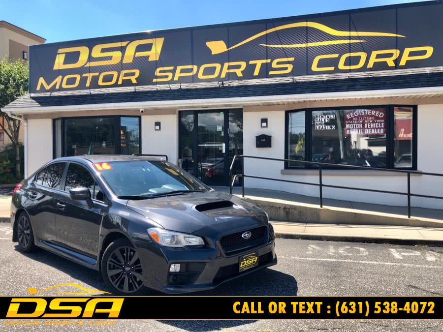 Used 2016 Subaru WRX in Commack, New York | DSA Motor Sports Corp. Commack, New York