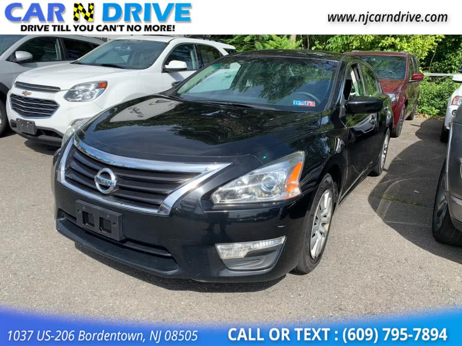 Used Nissan Altima 2.5 S 2014 | Car N Drive. Bordentown, New Jersey