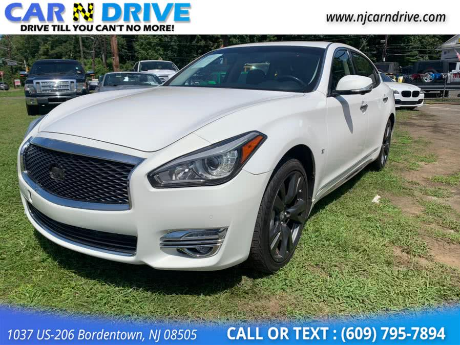 Used 2015 Infiniti Q70 in Bordentown, New Jersey | Car N Drive. Bordentown, New Jersey
