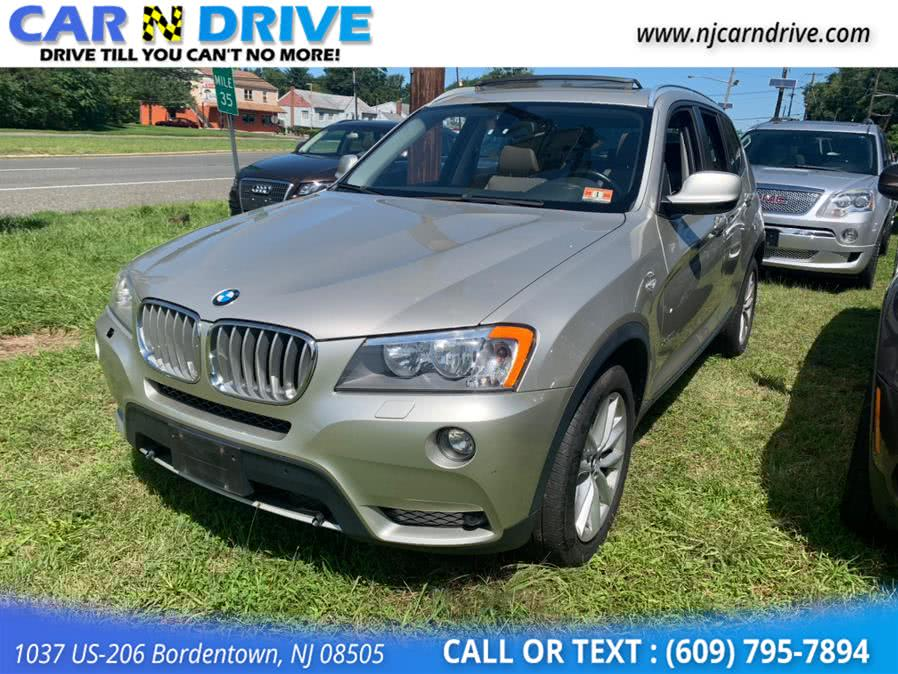 Used 2013 BMW X3 in Bordentown, New Jersey | Car N Drive. Bordentown, New Jersey