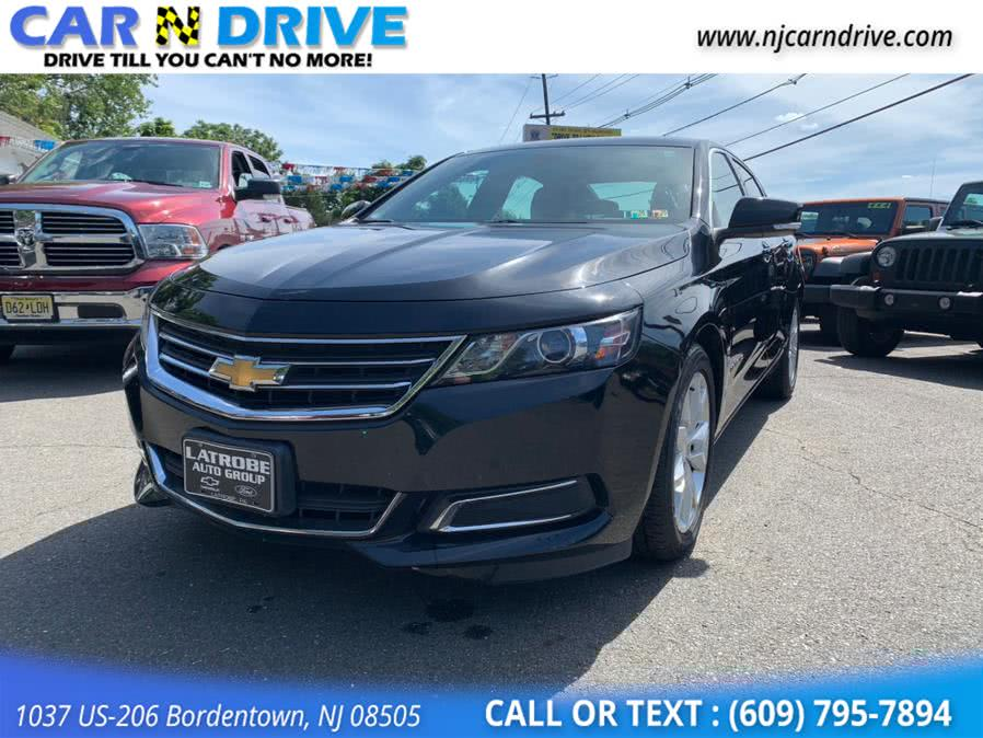 Used 2017 Chevrolet Impala in Bordentown, New Jersey | Car N Drive. Bordentown, New Jersey