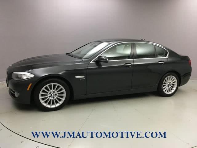 Used 2011 BMW 5 Series in Naugatuck, Connecticut | J&M Automotive Sls&Svc LLC. Naugatuck, Connecticut