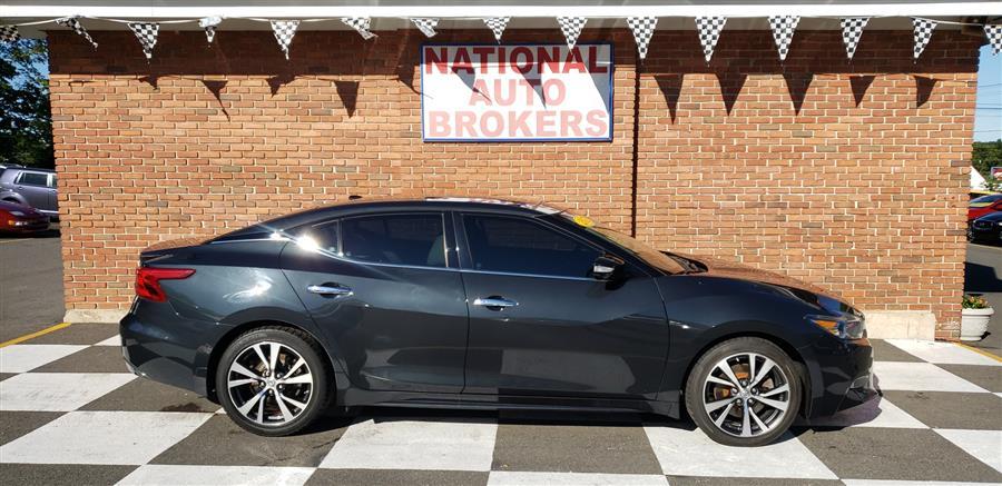 Used Nissan Maxima SL 3.5L 2017   National Auto Brokers, Inc.. Waterbury, Connecticut