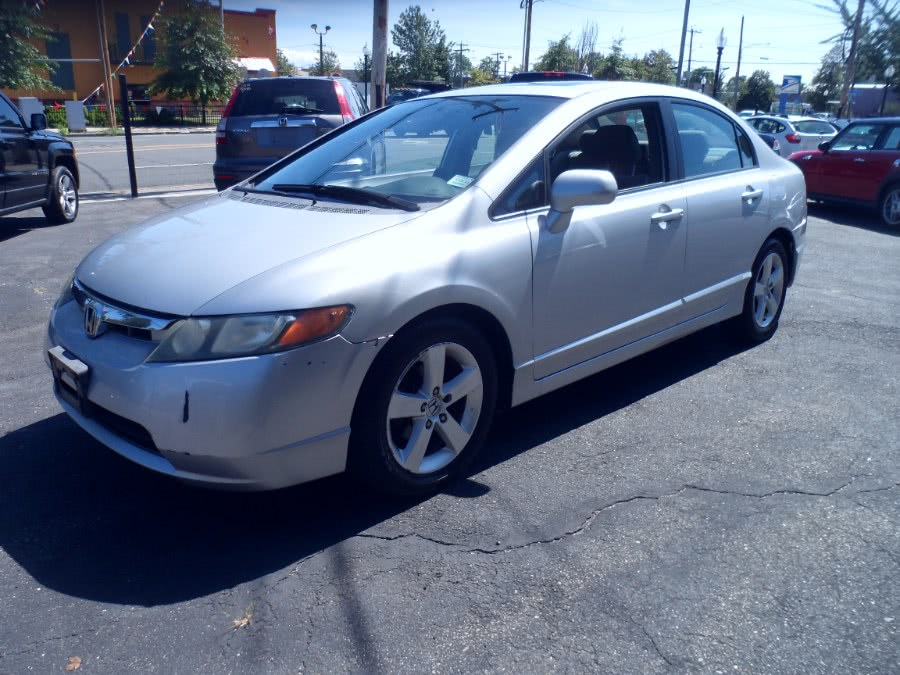 Used 2007 Honda Civic Sdn in Bridgeport, Connecticut | Hurd Auto Sales. Bridgeport, Connecticut