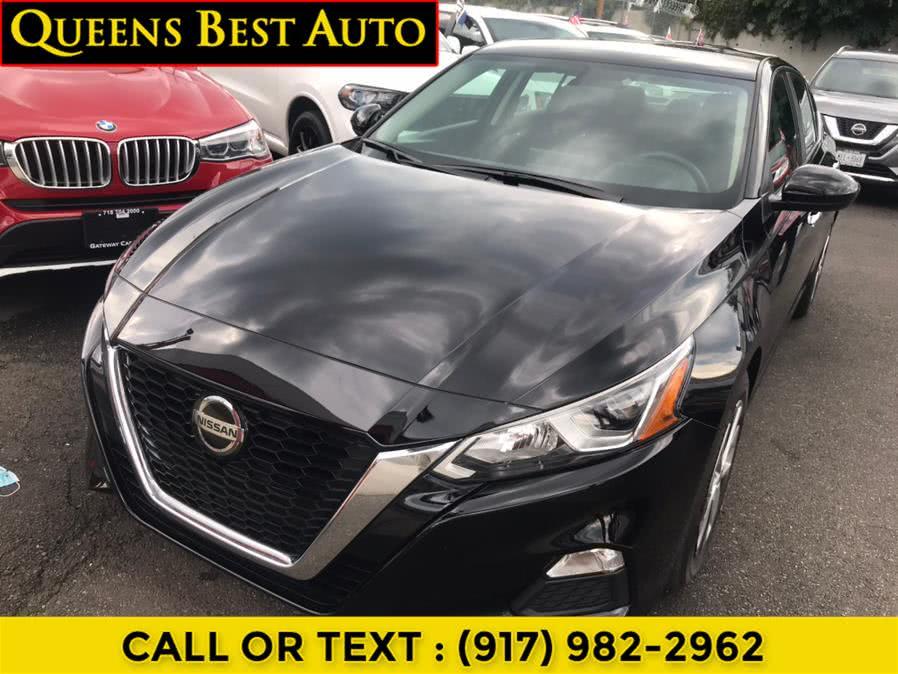 Used 2020 Nissan Altima in Jamaica, New York | Queens Best Auto, Inc.. Jamaica, New York
