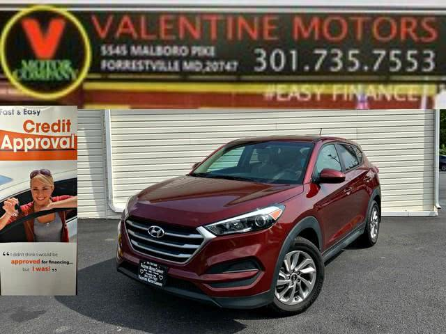 Used 2017 Hyundai Tucson in Forestville, Maryland | Valentine Motor Company. Forestville, Maryland