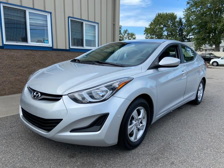 Used Hyundai Elantra 4dr Sdn Auto Limited (Ulsan Plant) 2015 | Century Auto And Truck. East Windsor, Connecticut