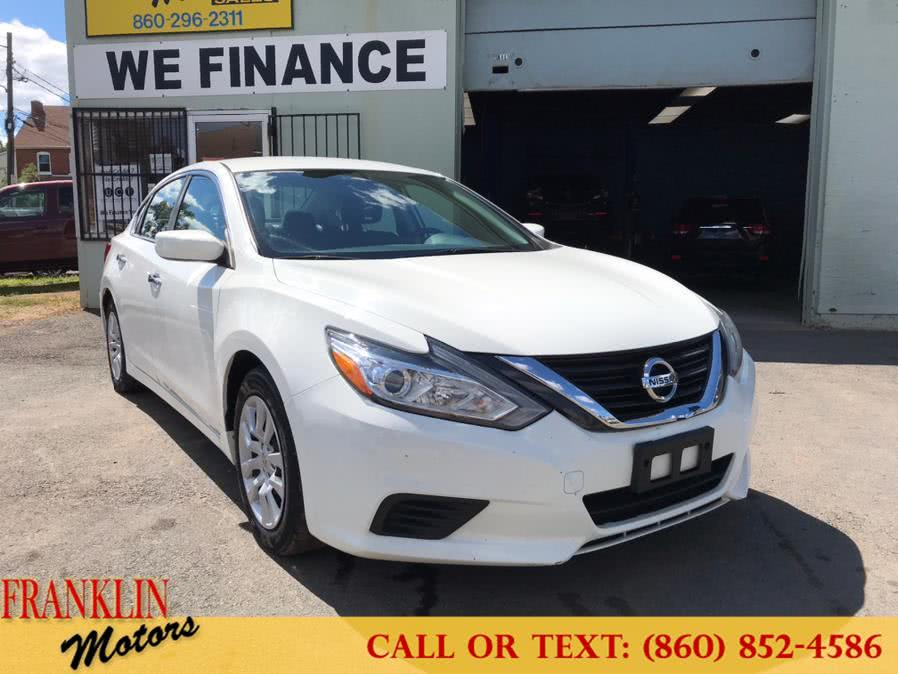 Used 2016 Nissan Altima in Hartford, Connecticut | Franklin Motors Auto Sales LLC. Hartford, Connecticut