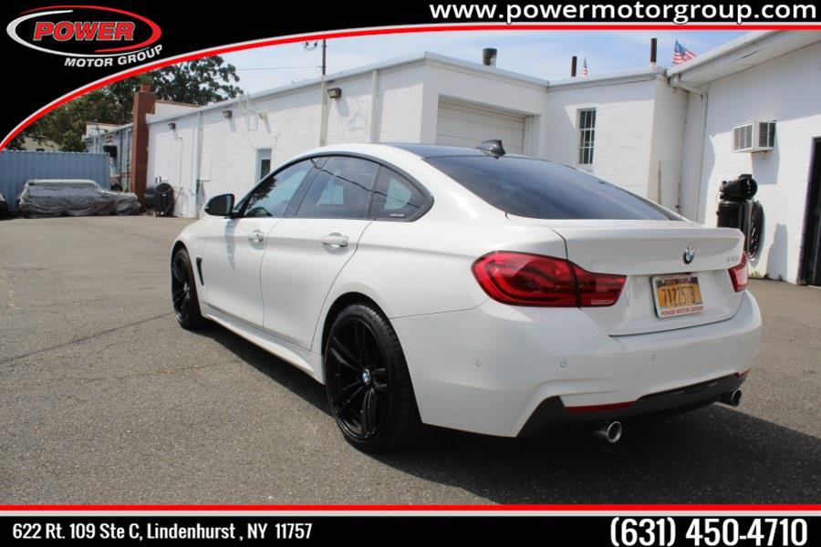 Used BMW 4 Series Msport 440i xDrive Gran Coupe 2018 | Power Motor Group. Lindenhurst , New York