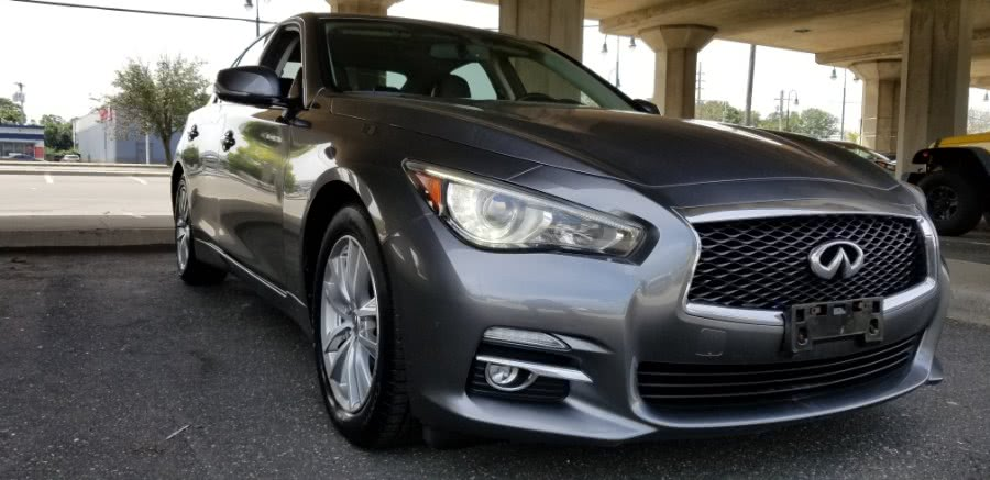 Used 2015 INFINITI Q50 in Baldwin, New York | Carmoney Auto Sales. Baldwin, New York
