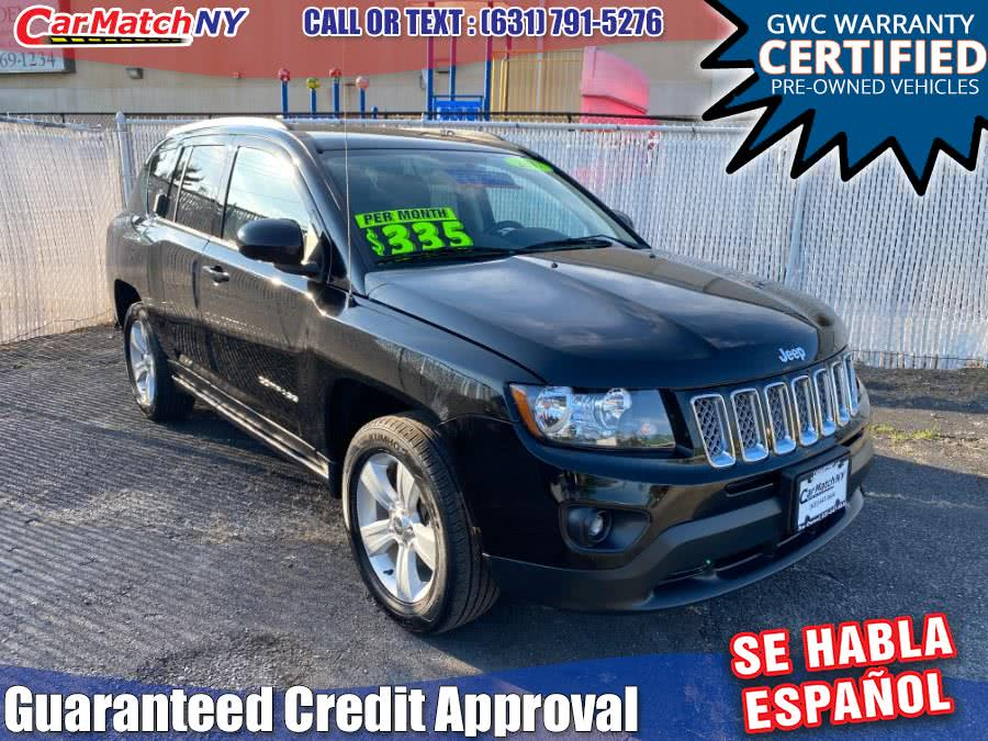 Used 2017 Jeep Compass in Bayshore, New York | Carmatch NY. Bayshore, New York