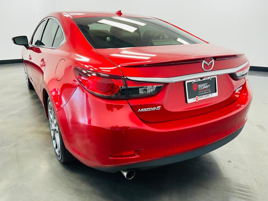 Used Mazda Mazda6 4dr Sdn Auto i Grand Touring 2015 | East Coast Auto Group. Linden, New Jersey