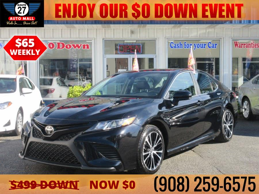 Used 2019 Toyota Camry in Linden, New Jersey   Route 27 Auto Mall. Linden, New Jersey