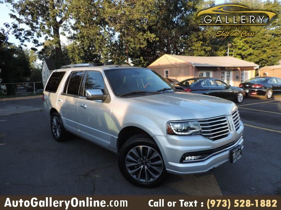Used 2015 Lincoln Navigator in Lodi, New Jersey | Auto Gallery. Lodi, New Jersey