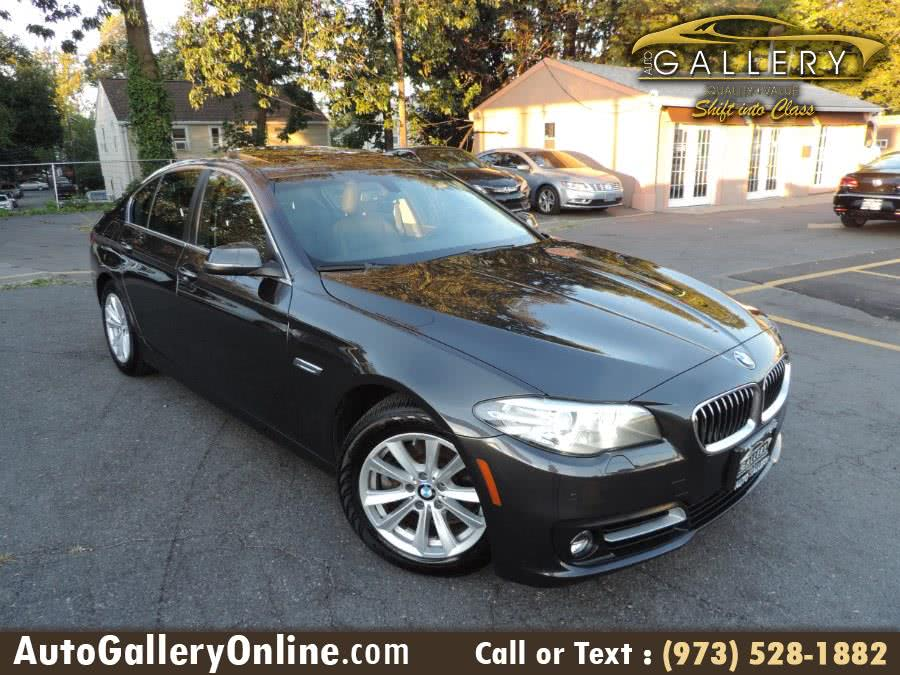 Used 2016 BMW 5 Series in Lodi, New Jersey | Auto Gallery. Lodi, New Jersey