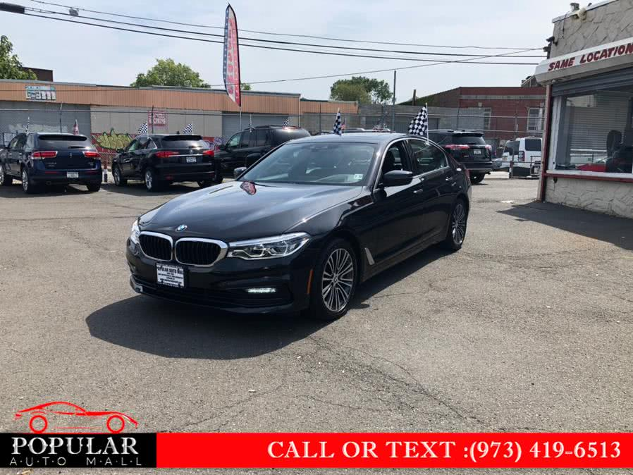 Used 2017 BMW 5 Series in Newark , New Jersey | Popular Auto Mall Inc . Newark , New Jersey