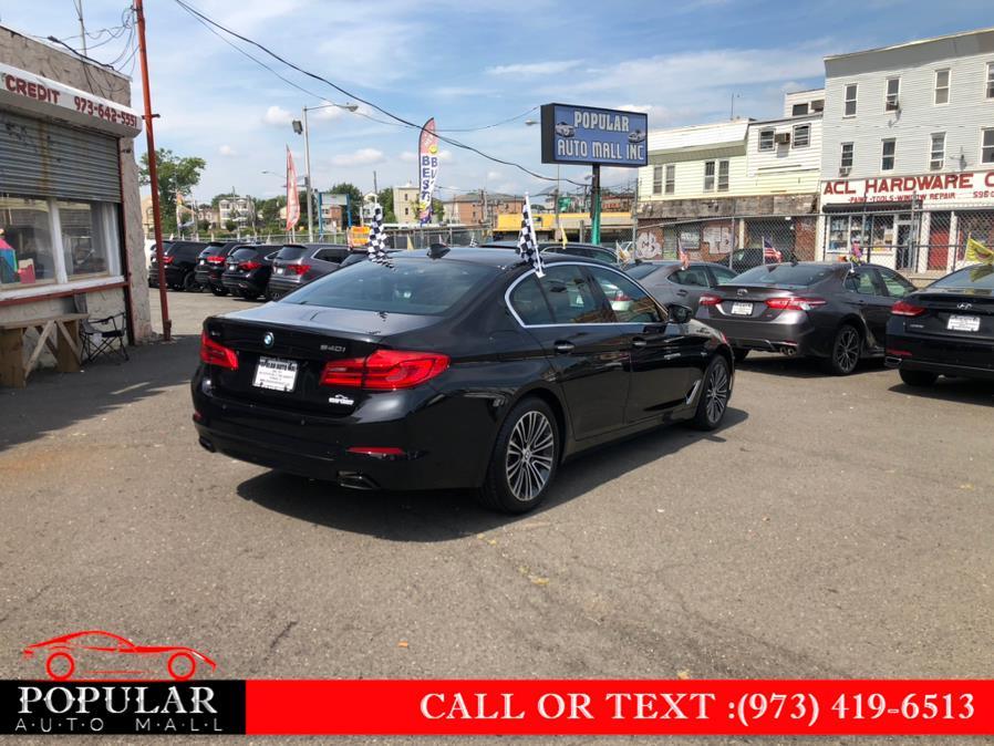 Used BMW 5 Series 540i xDrive Sedan 2017   Popular Auto Mall Inc . Newark , New Jersey
