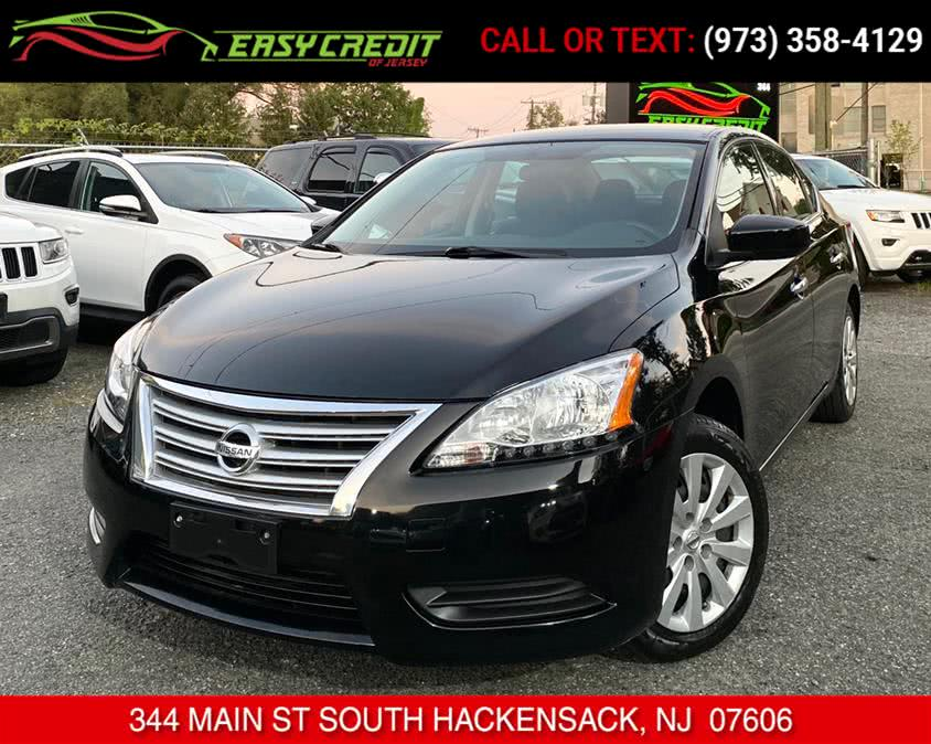 Used 2015 Nissan Sentra in South Hackensack, New Jersey | Easy Credit of Jersey. South Hackensack, New Jersey