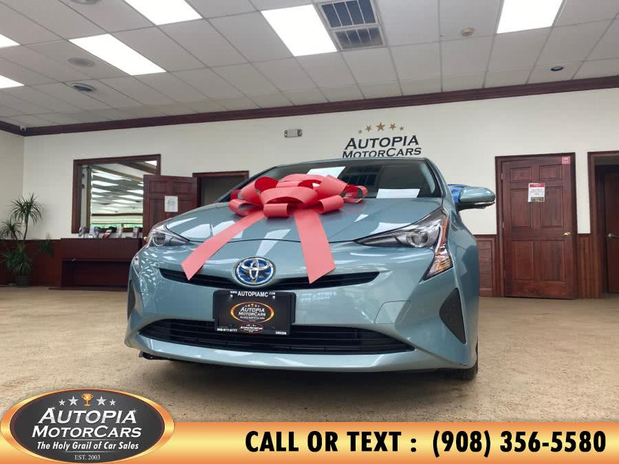 Used 2016 Toyota Prius in Union, New Jersey | Autopia Motorcars Inc. Union, New Jersey
