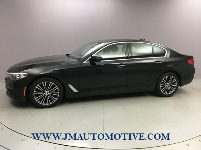 Used 2017 BMW 5 Series in Naugatuck, Connecticut | J&M Automotive Sls&Svc LLC. Naugatuck, Connecticut