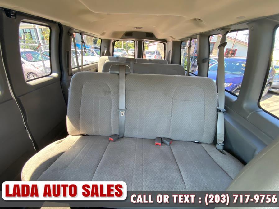 "Used Chevrolet Express Passenger RWD 2500 135"" LS 2015   Lada Auto Sales. Bridgeport, Connecticut"