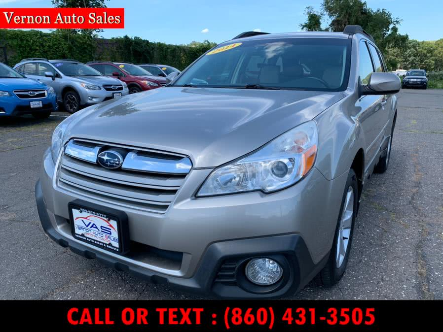 Used 2014 Subaru Outback in Manchester, Connecticut | Vernon Auto Sale & Service. Manchester, Connecticut