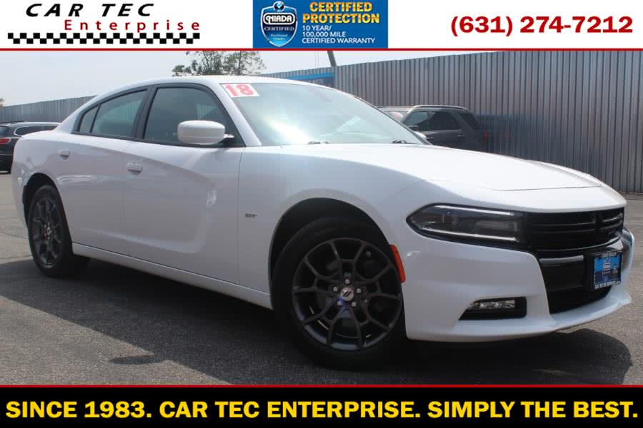 Used 2018 Dodge Charger in Deer Park, New York | Car Tec Enterprise Leasing & Sales LLC. Deer Park, New York