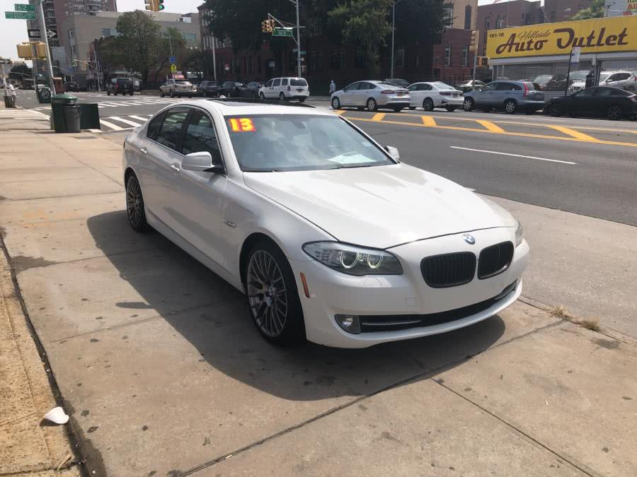 Used BMW 5 Series 4dr Sdn 528i RWD 2013 | Sylhet Motors Inc.. Jamaica, New York