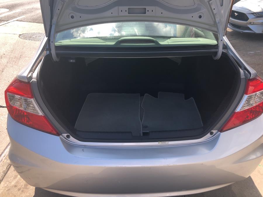 Used Honda Civic Sdn LX 2012 | Sylhet Motors Inc.. Jamaica, New York