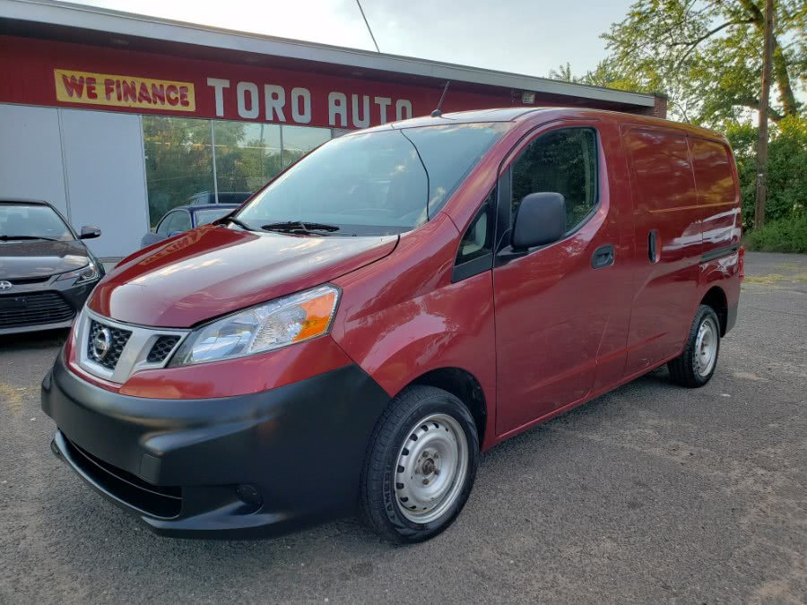 Used Nissan NV200 Compact Cargo I4 S Cargo 2017   Toro Auto. East Windsor, Connecticut