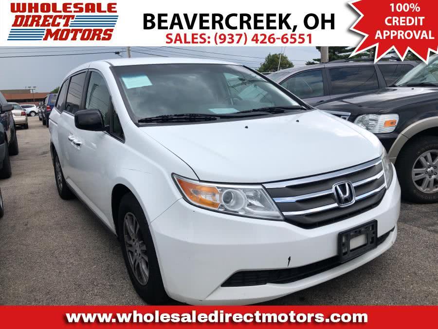 Used Honda Odyssey 5dr EX 2012 | Wholesale Direct Motors. Beavercreek, Ohio