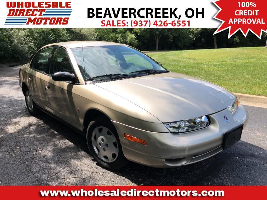 Used Saturn SL SL1 Auto 2000 | Wholesale Direct Motors. Beavercreek, Ohio