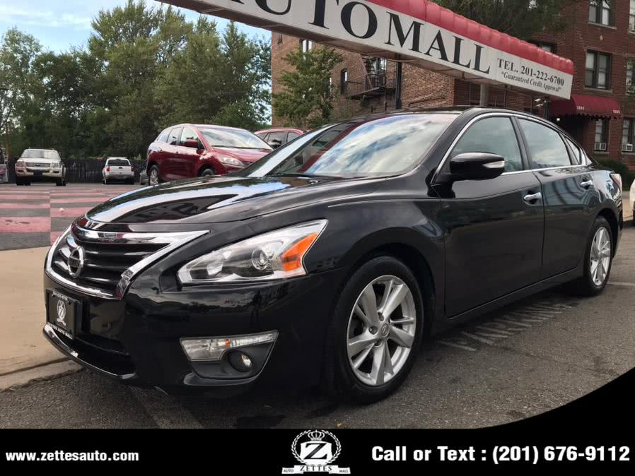 Used 2013 Nissan Altima in Jersey City, New Jersey | Zettes Auto Mall. Jersey City, New Jersey