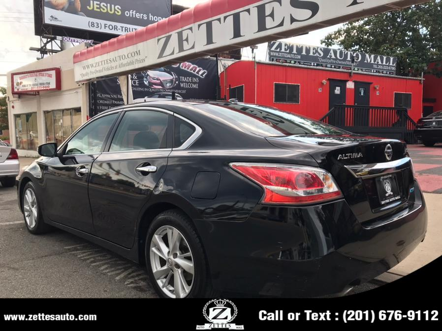 Used Nissan Altima 4dr Sdn I4 2.5 SL 2013 | Zettes Auto Mall. Jersey City, New Jersey