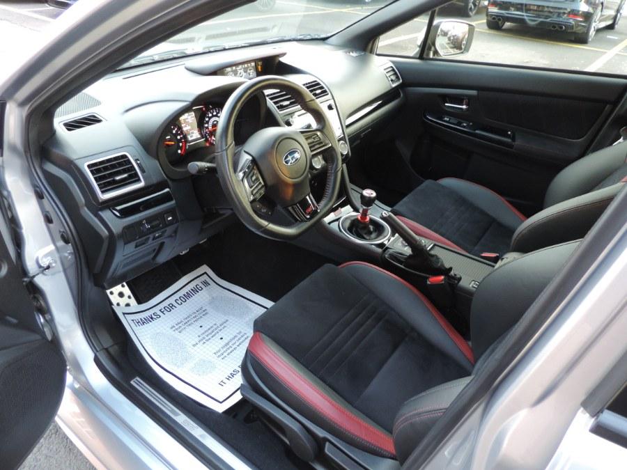Used Subaru WRX STI Manual 2018 | Auto Gallery. Lodi, New Jersey