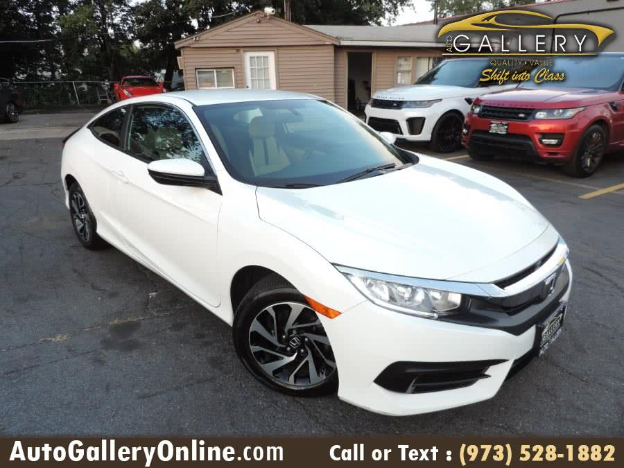 Used 2017 Honda Civic Coupe in Lodi, New Jersey | Auto Gallery. Lodi, New Jersey