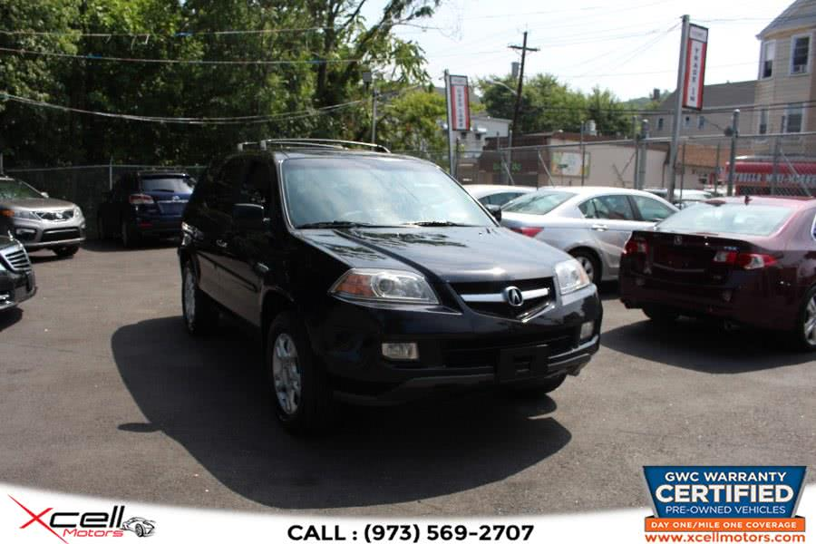 Used 2004 Acura MDX Tech Pkg w/Navigation in Paterson, New Jersey | Xcell Motors LLC. Paterson, New Jersey