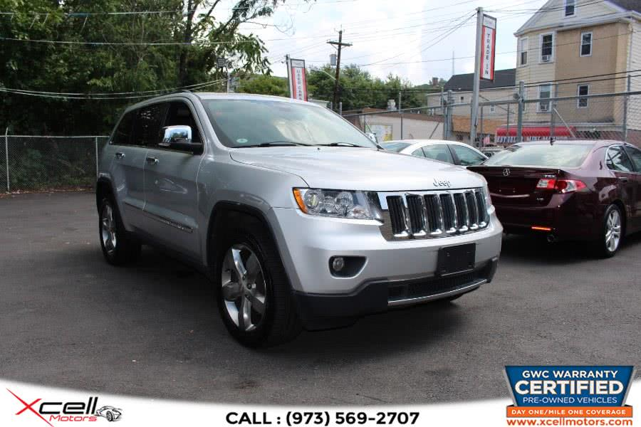 Used 2013 Jeep Grand Cherokee  Limited in Paterson, New Jersey | Xcell Motors LLC. Paterson, New Jersey