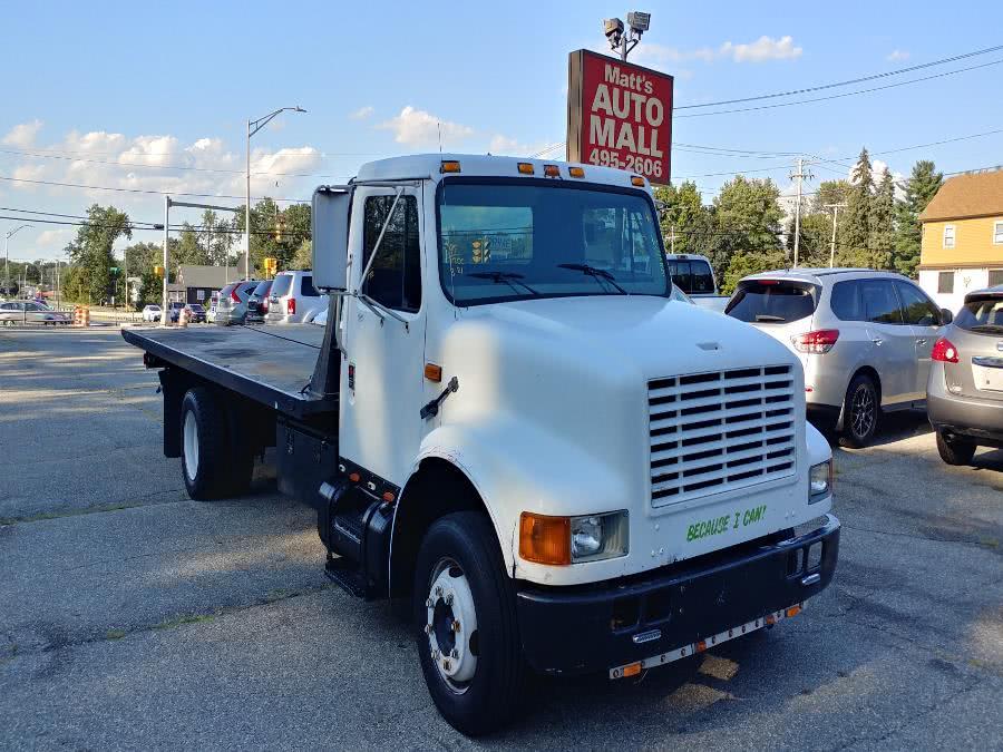 Used International 4700 T444 1995 | Matts Auto Mall LLC. Chicopee, Massachusetts