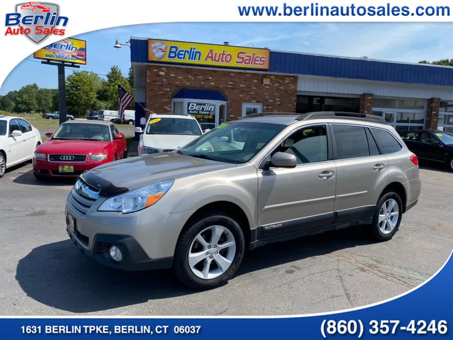 Used 2014 Subaru Outback in Berlin, Connecticut | Berlin Auto Sales LLC. Berlin, Connecticut